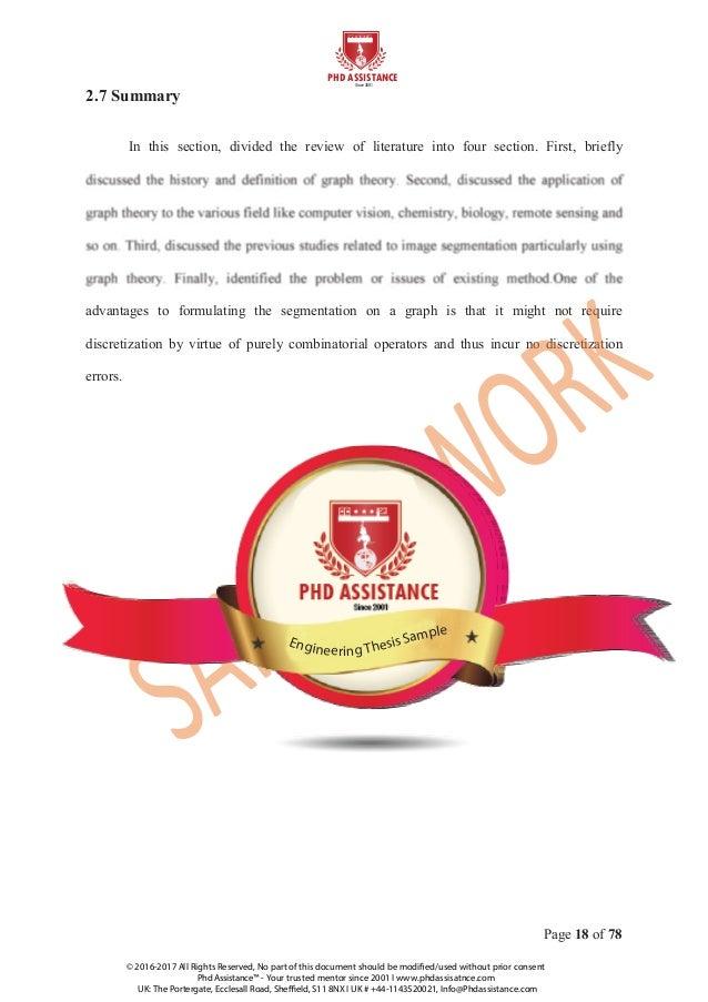 Phd thesis engineering education
