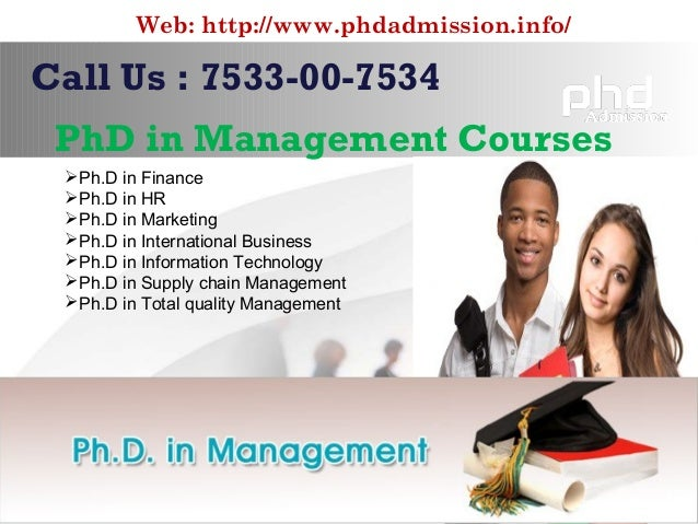coursework for phd in india