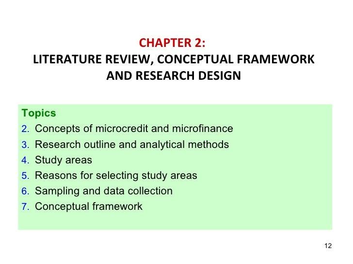 Performance management literature review