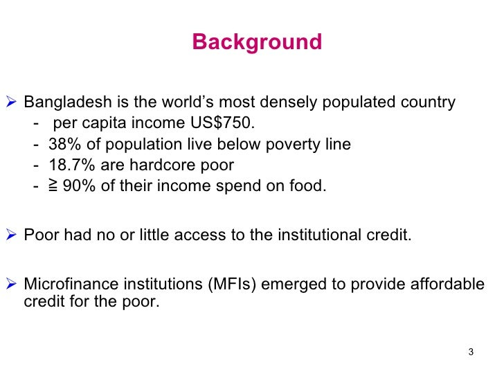 literature review on microfinance and poverty Microfinance and poverty: the world bank economic review, vol 19, no 2 the article reviews the literature on microfinance and then discusses the.