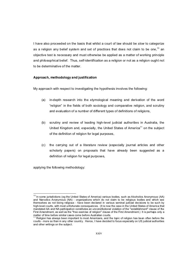 Phd thesis law