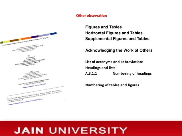 Master thesis on hrm