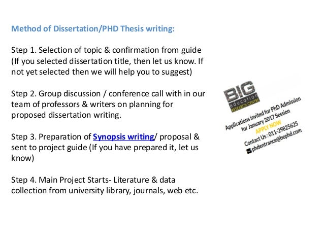 phd dissertation steps How not to write a phd thesis january 28, 2010  essential phd tips: 10 articles all doctoral students should read september 8, 2015  10 steps to phd failure with first-hand experience: 1 have a major crush on an institute 2 somehow pass the qualifying exam 3 risk post-gradute examination and attend the interview.