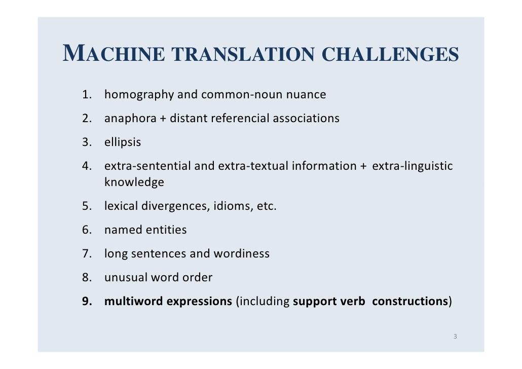 Phd thesis machine translation