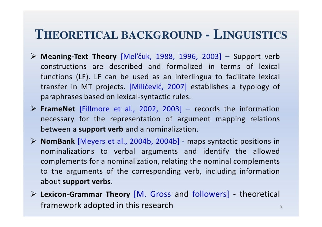 in linguistics machine thesis translation