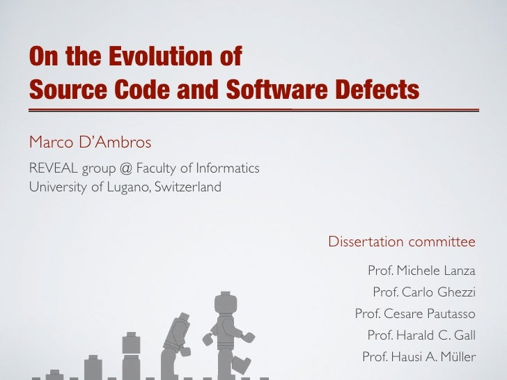On the Evolution of Source Code and Software Defects