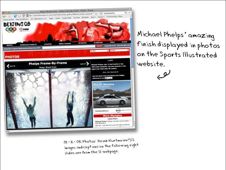 Phelps' Amazing Finish Slide 2