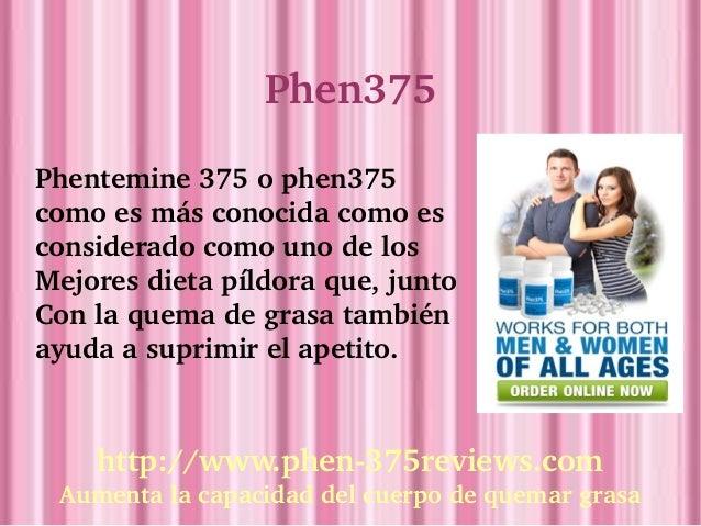 Palabra clave: precio más barato de Phen375