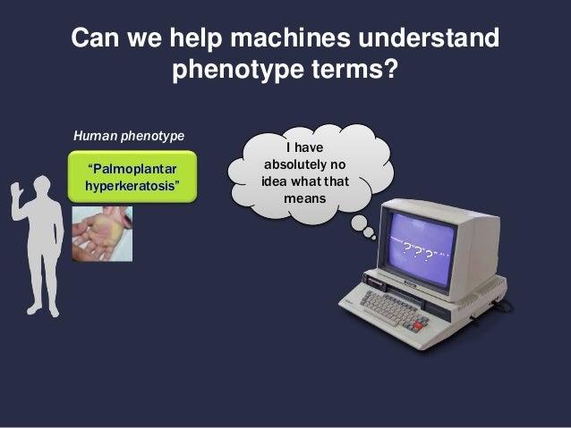 The Human Phenotype Ontology for deep phenotyping Hyposmia Abnormality of globe location eyeball of camera-type eye sensor...