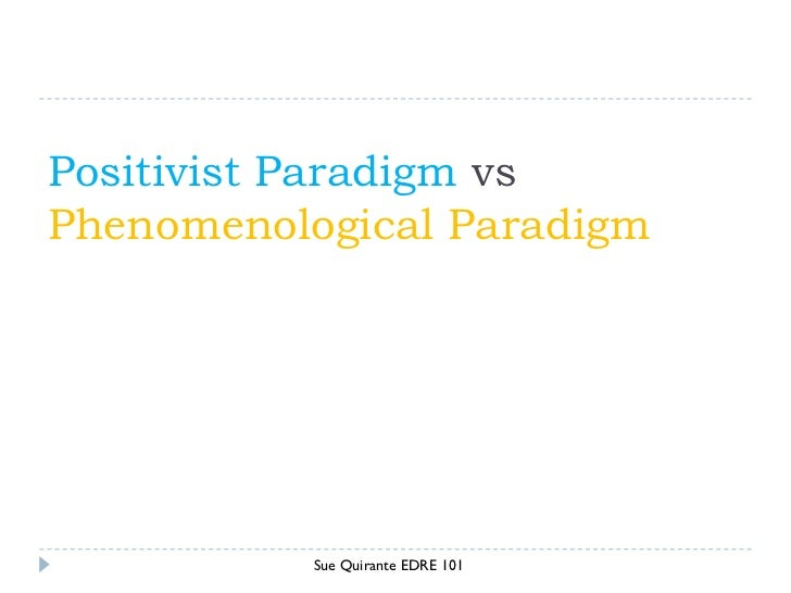 phenomenological ontology essay