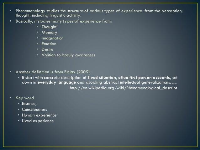 Dissertation in language mind phenomenology philosophy philosophy relevance