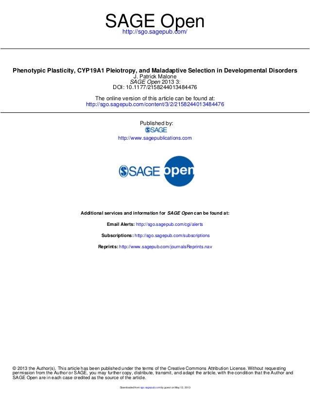 http://sgo.sagepub.com/SAGE Openhttp://sgo.sagepub.com/content/3/2/2158244013484476The online version of this article can ...