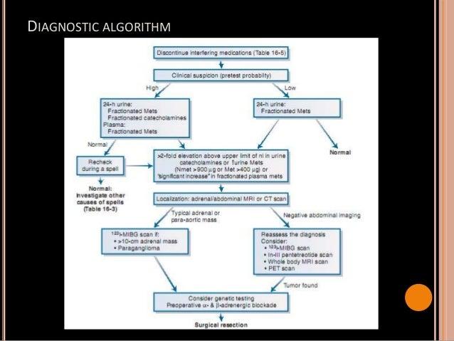 pheochromocytoma management
