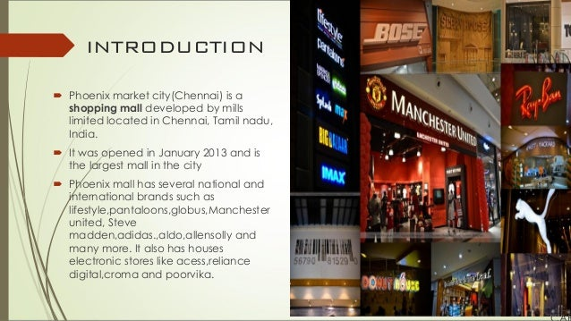 Pheonix Shopping Mall