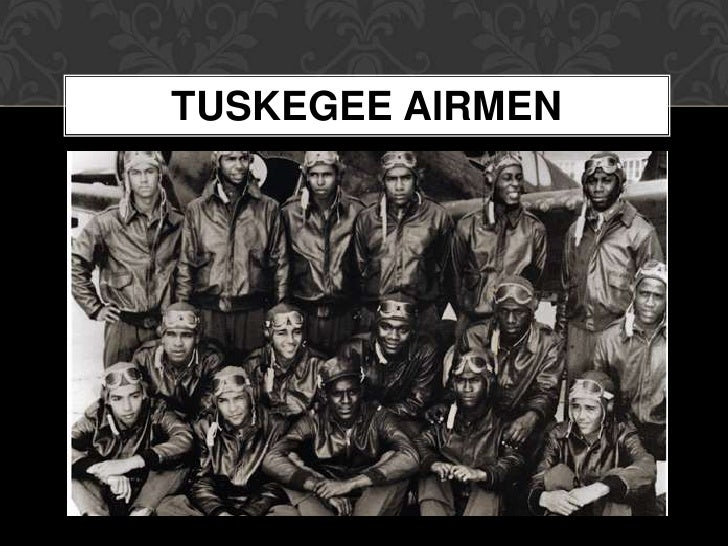 tuskegee airmen essay Read this american history essay and over 88,000 other research documents the tuskegee airmen the mustang pilot spotted the string of bf-109's heading toward the crippled b-24.