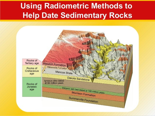 Why Is Radiometric Hookup Of Sedimentary Rocks Difficult