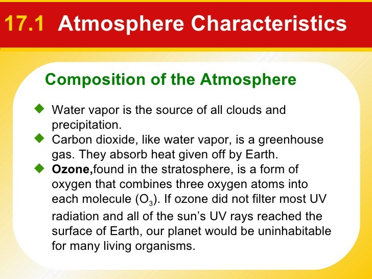 Phes ch17 Atmosphere