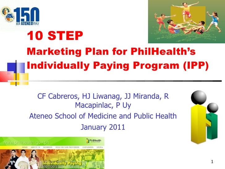 CF Cabreros, HJ Liwanag, JJ Miranda, R Macapinlac, P Uy Ateneo School of Medicine and Public Health January 2011 10 STEP  ...
