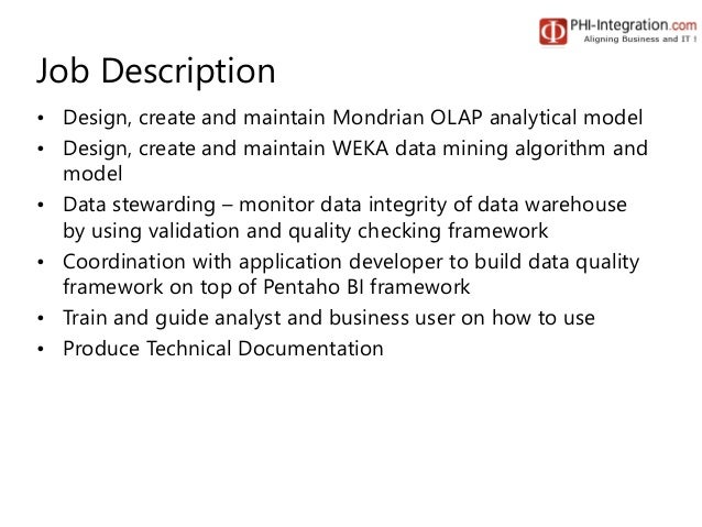 data quality analyst job description - Template