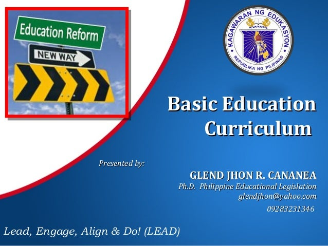 evaluation of k12 curriculum in the philippines