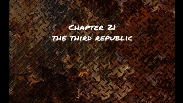 What Was the Third Republic of the Philippines?