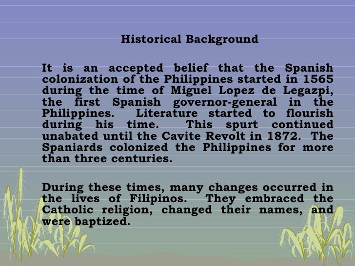 phil literature The literary forms in philippine literature by: christine f godinez-ortega the diversity and richness of philippine literature evolved side by side with the.