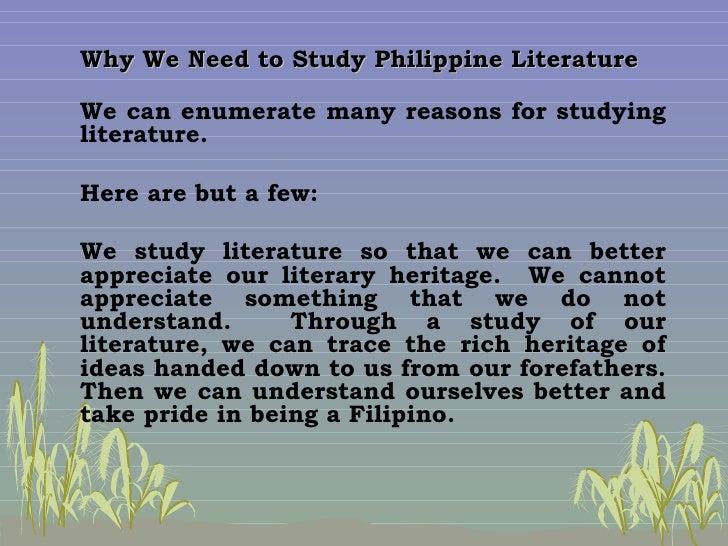 Philippine Literature Pdf