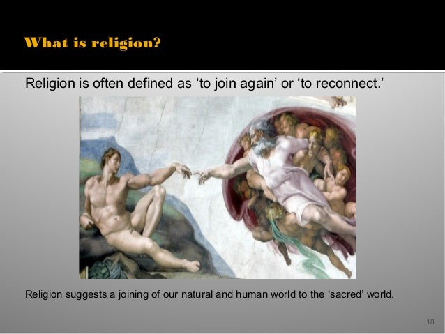sacramental orientation in religion is characterized by