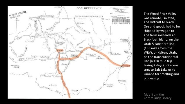 Silver Valley Idaho Map.Philadelphia Smelter A Key Component Of The 1880s Silver Rush In The