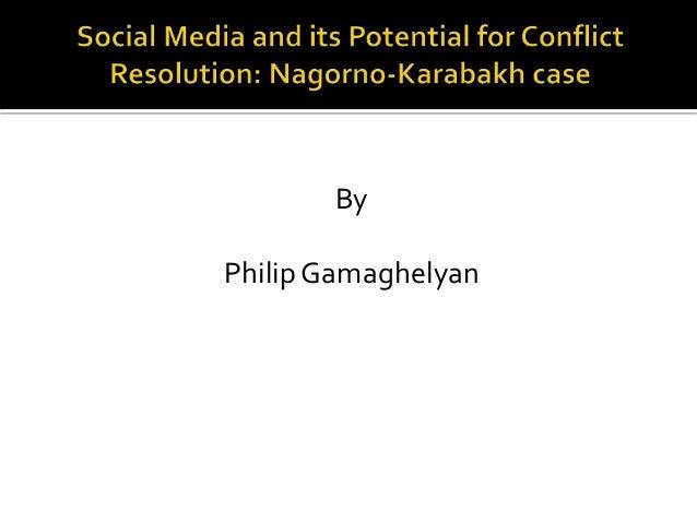 By Philip Gamaghelyan