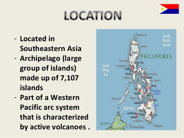 physical geography of the philippines