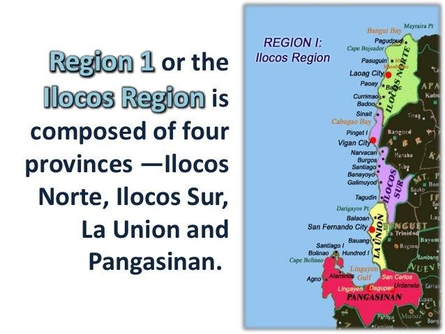 Philippine History Region 1 2 And 3