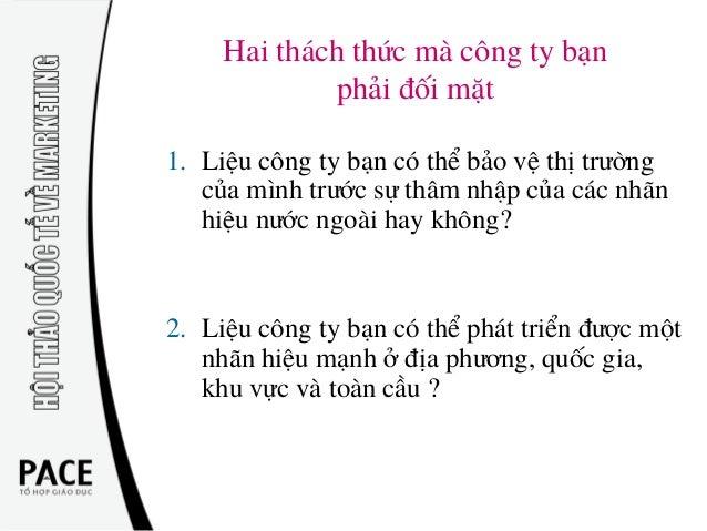 Bài giảng của Philip Kotler ở Việt Nam Slide 2