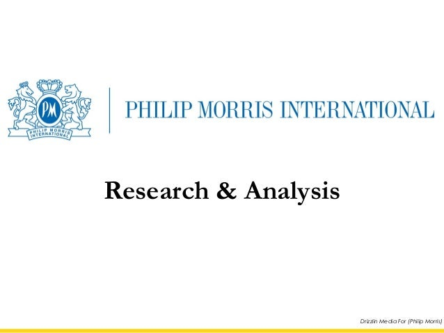 philip morris pest analysis Keywords: strategic analysis, competitive advantages, philip morris operations   pestel - political, economic, social, technological, environmental, legal.