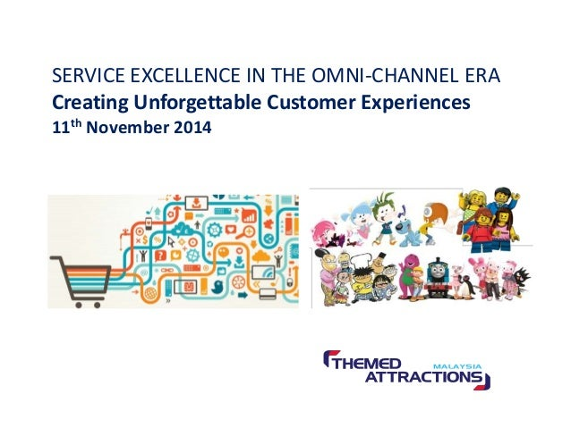 Creating unforgettable customer experiences by Philip Whittaker
