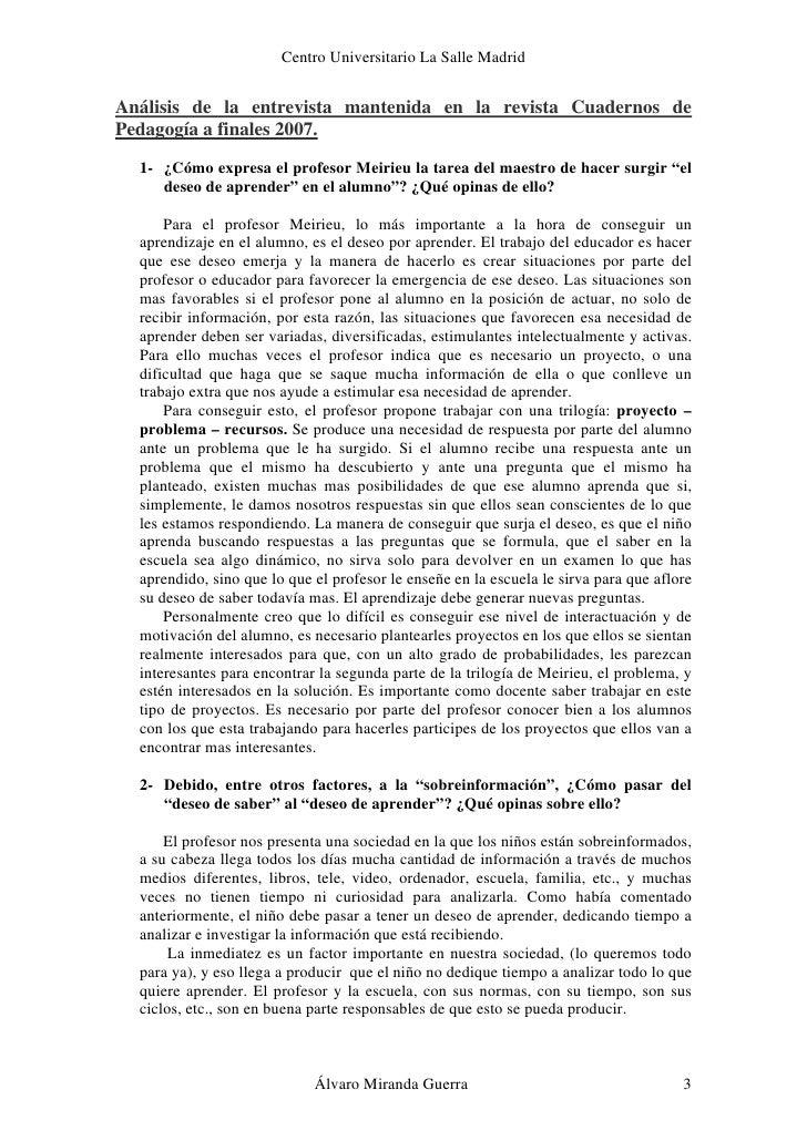 Philippe Meirieu Slide 3