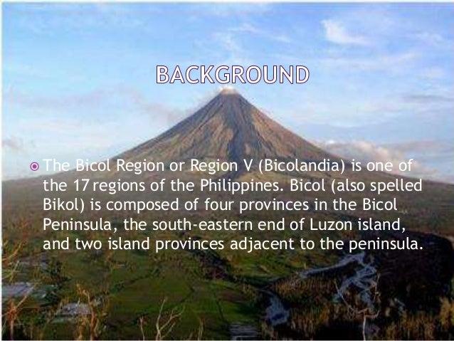 Philippine literature Bicol Region(region v)