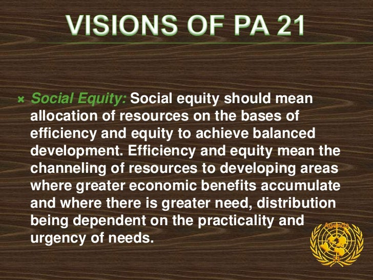   Ecological Integrity: In general, the path    towards enhancing the integrity of the    country's ecological domain wi...