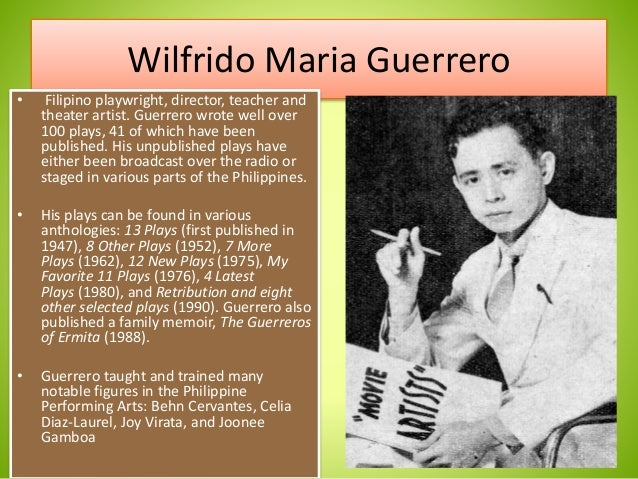 Forever by wilfrido ma guerrero