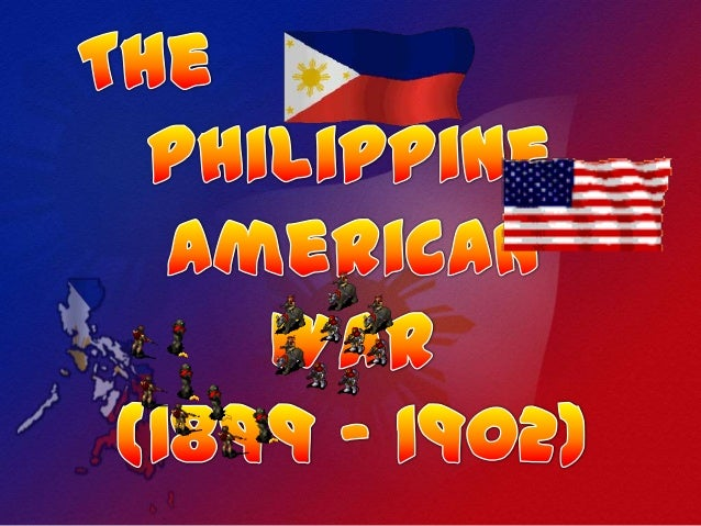 Contrary to the expectations of the Americans, the occupation of the Philippines and its