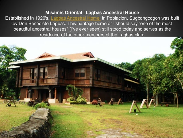 Philippine Ancestral Houses