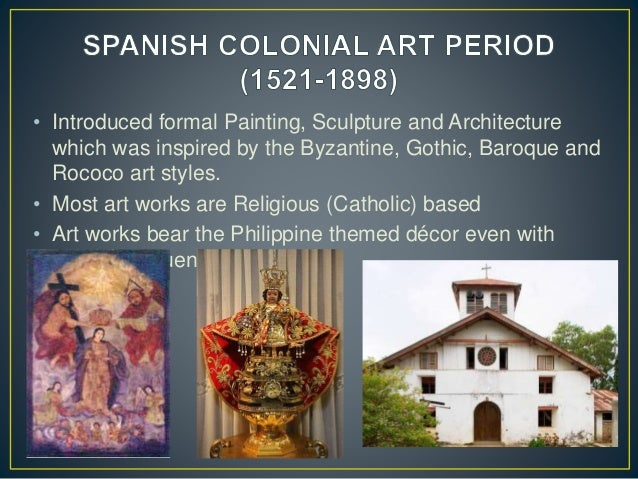 • Introduced formal Painting, Sculpture and Architecture which was inspired by the Byzantine, Gothic, Baroque and Rococo a...