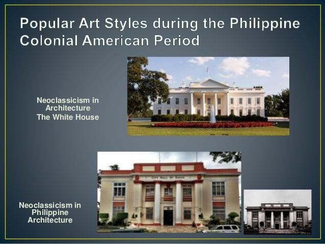 Neoclassicism in Architecture The White House Neoclassicism in Philippine Architecture