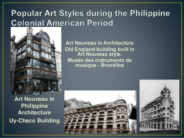 ART NOUVEAU a style of decorative art, architecture, and design prominent in western Europe and the US from about 1890 unt...