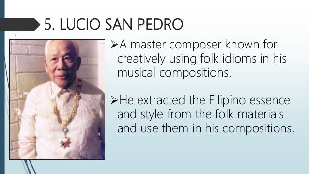 Philippine artist and their contributions to contemporary arts