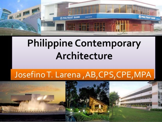 Extraordinary Features Of Contemporary Architecture Gallery - Image ...