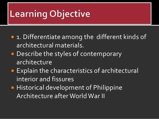 Philippine Contemporary Architecture Slide 2