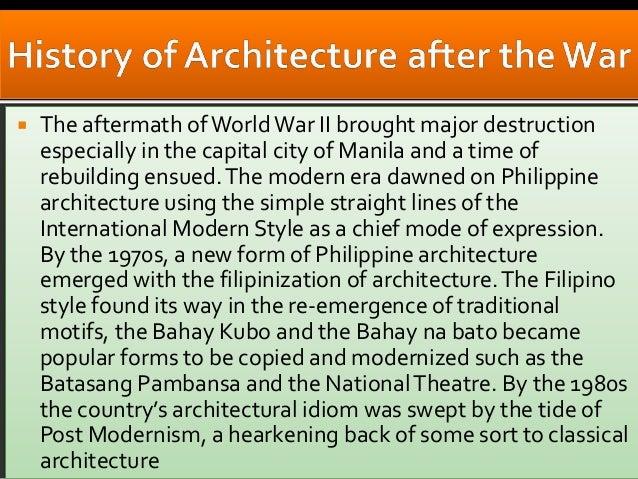 Philippine Contemporary Architecture Slide 3