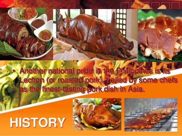 Philippine cuisines