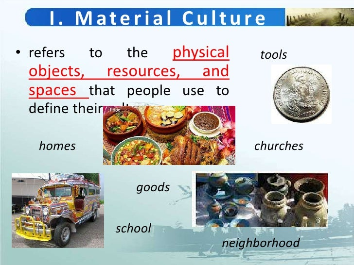 Philippine Cultural System